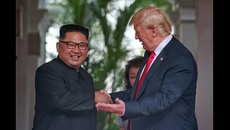 Kim Jong Un lại muốn gặp ông Trump?