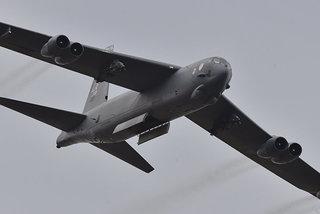 'Pháo đài bay' Mỹ liên tục xuất hiện ở Hoa Đông