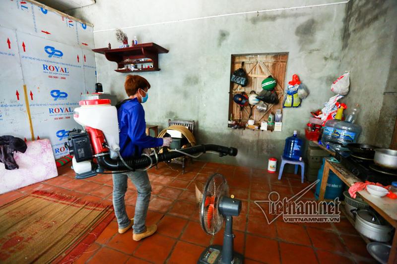 ngập lụt,Hà Nội,Chương Mỹ