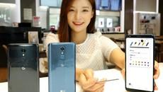 LG thách thức Galaxy Note 9 với LG Q8 và bút cảm ứng stylus