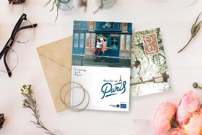 Hẹn hò ở Paris với bình luận viên Trương Anh Ngọc