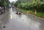 Tông trực diện ô tô 16 chỗ, 2 người đi xe máy chết thảm