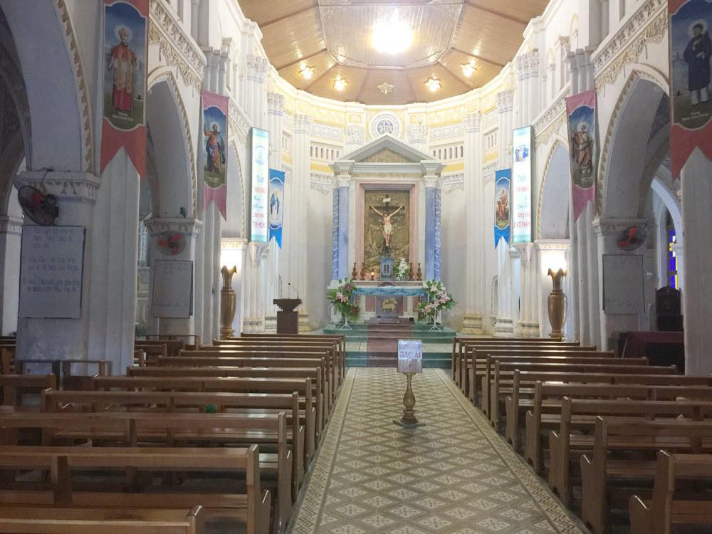 Nhà thờ,Chữ quốc ngữ,Du lịch Phú Yên