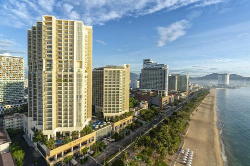 The Costa Nha Trang ra mắt 8 căn hộ mẫu siêu sang