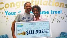 Trúng hơn 111.000 đô la nhờ vợ chưa cưới thèm ăn dưa hấu