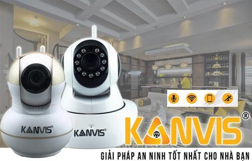 Camera Wifi KV-6030: 'nhỏ mà có võ'