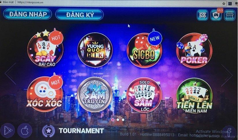 Trùm cờ bạc Phan Sào Nam vào tù, game bài bạc online lại nở rộ