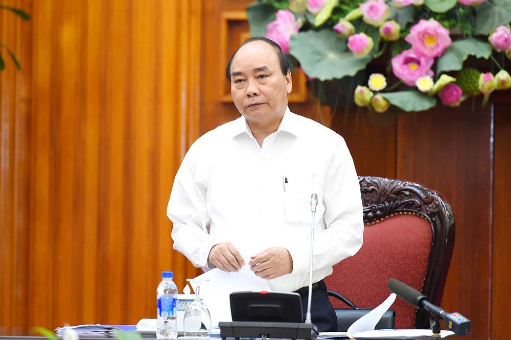 Thủ tướng chủ trì họp Ban Chỉ đạo 701