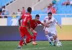 Chia điểm với U23 Oman, Palestine xếp sau U23 Việt Nam