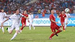 Video bàn thắng U23 Việt Nam 1-1 U23 Uzbekistan