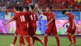 Bảng xếp hạng Cúp tứ hùng U23 Việt Nam 2018