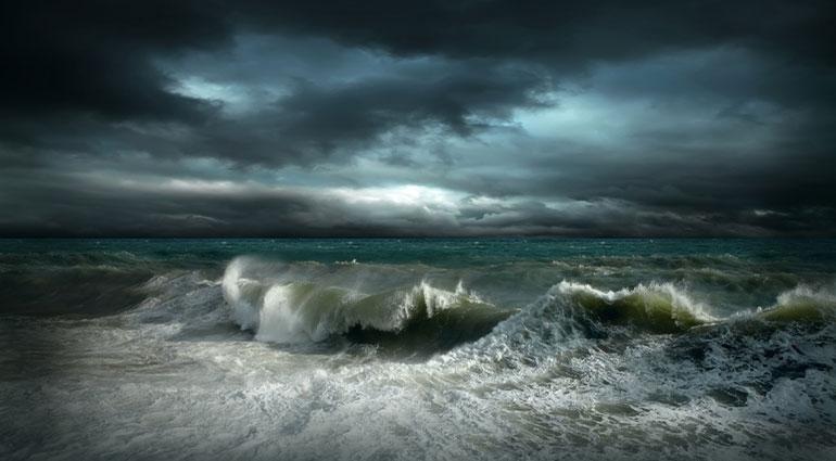 Dự báo thời tiết 8/8: Vùng áp thấp tiến gần quần đảo Hoàng Sa
