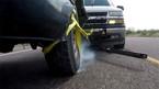 Xem cảnh sát tóm gọn xe bỏ trốn với chiếc lưới đặc biệt