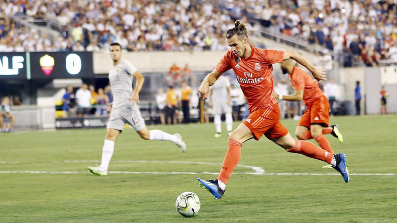 Bale,Real Madrid,AS Roma,ICC Cup