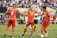 Bale rực sáng, Real Madrid đánh bại AS Roma