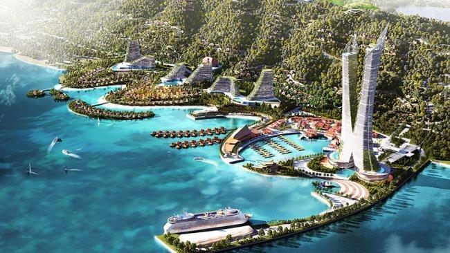 Quảng Ninh duyệt xây tháp chọc trời 88 tầng tại Vân Đồn