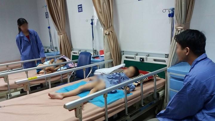 Thông tin mới nhất vụ hơn 100 trẻ bị sùi mào gà ở Hưng Yên