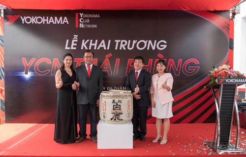 Yokohama khai trương YCN đầu tiên ở Tây Ninh