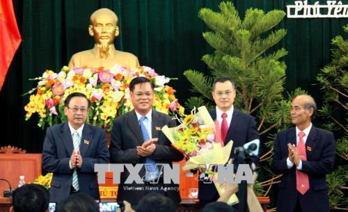 Thứ trưởng 44 tuổi làm Chủ tịch tỉnh Phú Yên