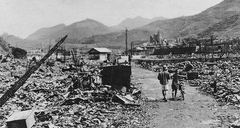 Thần chết tàn phá Nagasaki