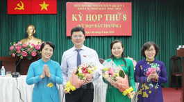 6 tỉnh, thành phố bổ nhiệm nhiều nhân sự mới