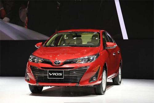 Toyota Vios và Yaris thế hệ mới: Thay đổi để bứt phá