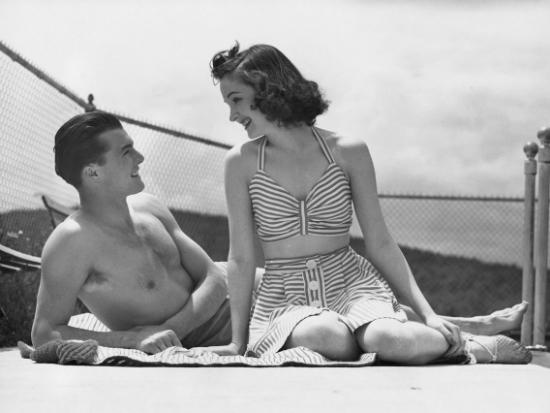 Chiêm ngưỡng mùa hè tuyệt vời của người Mỹ những năm 1900