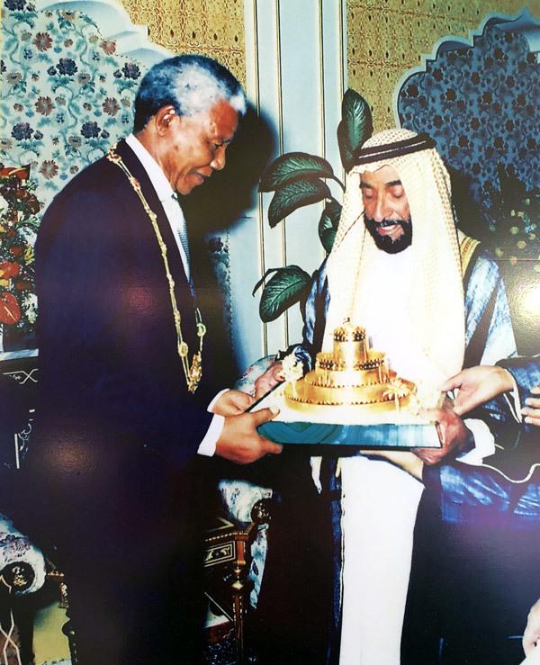 Chuyện ít biết về người sáng lập Các tiểu vương quốc Ảrập thống nhất