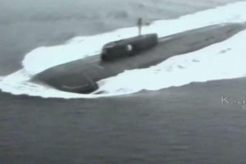 Ngày này năm xưa: Tàu ngầm hạt nhân Nga