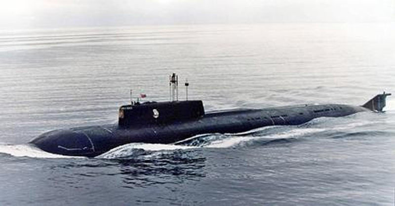 '. Ngày này năm xưa: Nổ tàu ngầm thảm khốc nhất lịch sử Nga .'