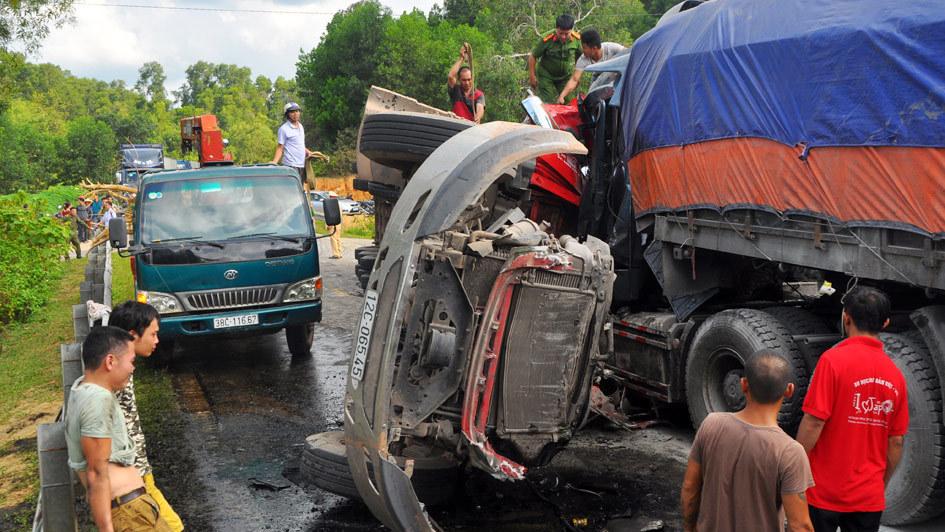 tai nạn chết người,tai nạn giao thông,Hà Tĩnh