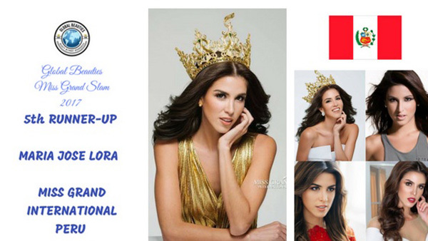 Miss Grand Slam,Miss Wolrd,Miss Universe,Miss Grand International,Miss International