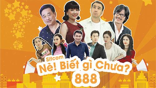 NSƯT Công Ninh ghép đôi với Ngọc Trinh trong sitcom Nè biết gì chưa? 888