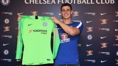 Chelsea ra mắt thủ môn đắt nhất Thế giới, Courtois cập bến Real