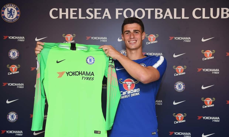 'Cơn điên' của Chelsea và những thủ môn đắt giá nhất