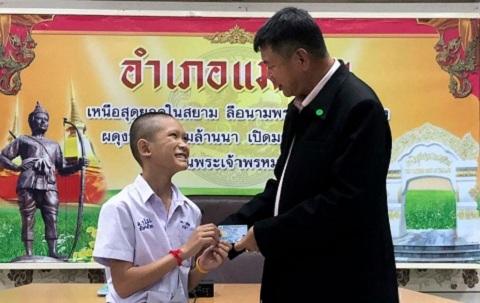 Thành viên đội bóng 'Lợn hoang' trở thành công dân Thái