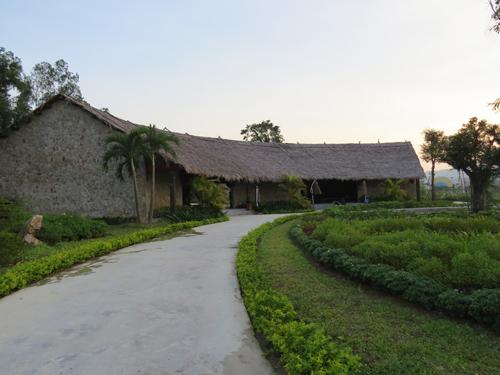Trải nghiệm đáng nhớ trong Khu sinh thái Diễn Lâm