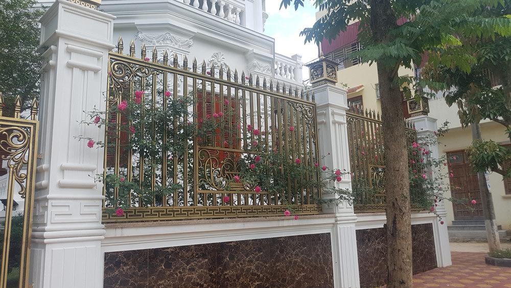 biệt phủ,Lạng Sơn,biệt thự triệu đô