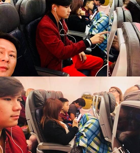 Lần hiếm hoi Bằng Kiều đưa vợ cũ và các con đi du lịch