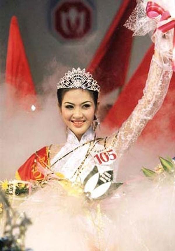 Phan Thu Ngân,Hoa hậu Việt Nam