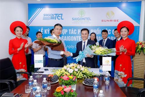 Sunrise phân phối độc quyền dự án Saigontel Central Park