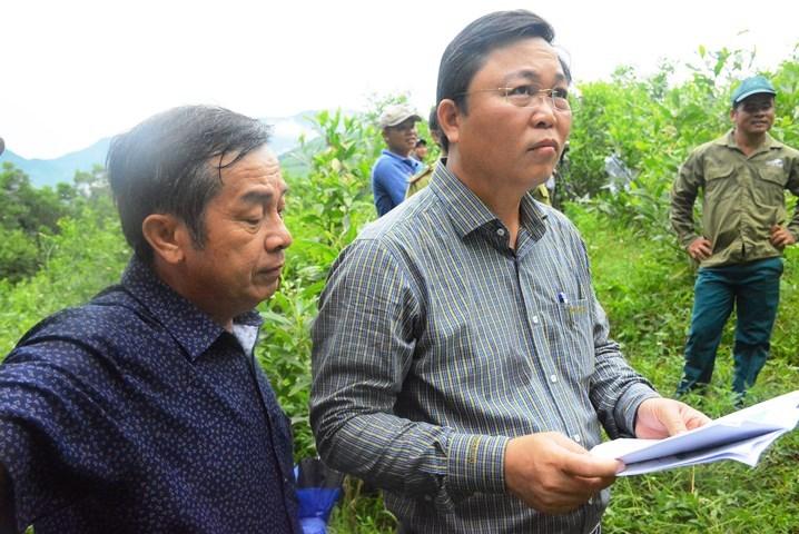 Phó Chủ tịch Quảng Nam băng rừng tìm không gian sống cho voọc chà vá