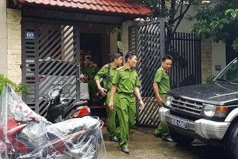 4 cựu cán bộ Đà Nẵng bị khởi tố tội danh gì