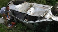 Khởi tố tên cướp người TQ lái ô tô húc công an để cứu đồng bọn