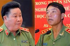Chủ tịch nước giáng bậc hàm cấp tướng 2 ông Trần Việt Tân, Bùi Văn Thành