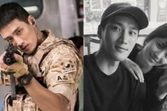 Mỹ nam 'Hậu duệ mặt trời' tiết lộ từng yêu thầm Song Hye Kyo