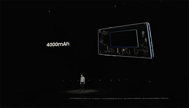 Galaxy Note 9 ra mắt với màn hình 6.4 inch, pin 4000 mAh