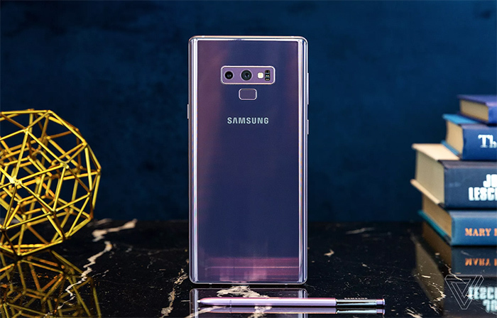 Samsung,Điện thoại Samsung,Galaxy Note 9