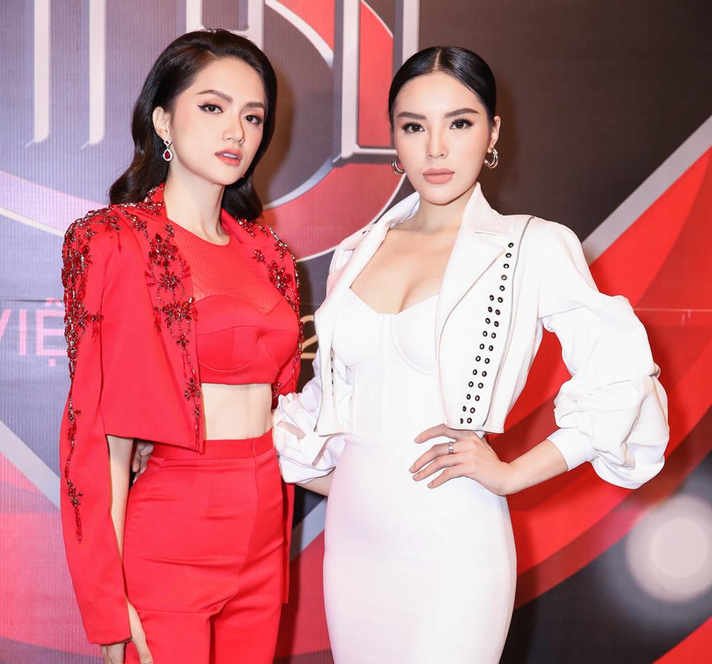 Kỳ Duyên,Siêu mẫu Việt Nam,Hương Giang idol