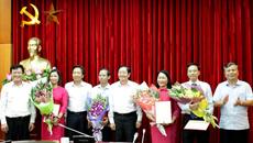 Bộ Nội vụ điều động, bổ nhiệm 3 Vụ trưởng